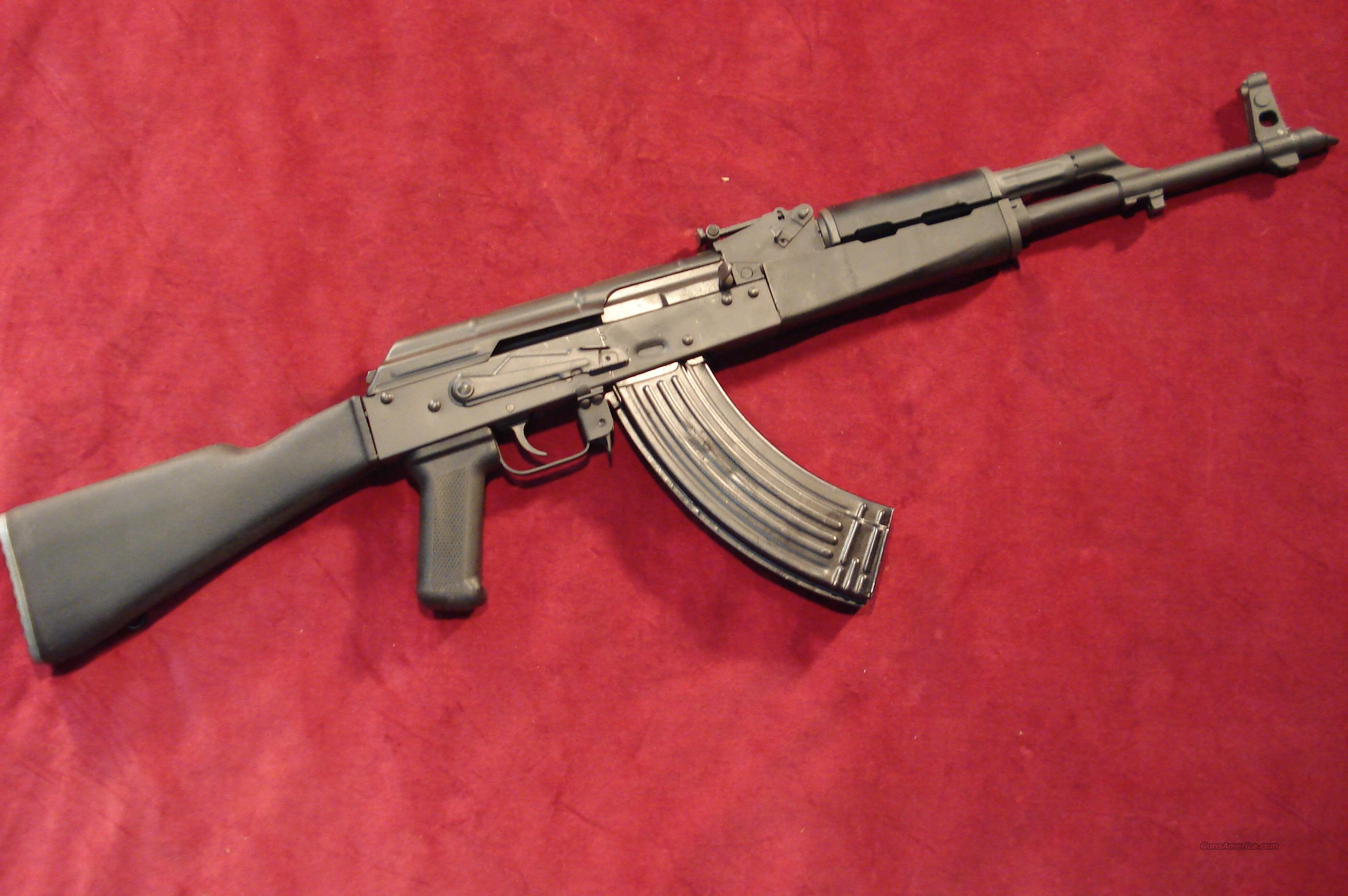 AK-47  7.62X39 U.S. RECEIVER SYNTHETIC NEW  Guns > Rifles > AK-47 Rifles (and copies) > Full Stock