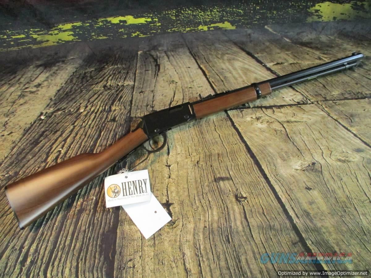 """H001T Henry 22 LR Frontier Lever Action 20"""" Octagon (H001T)  Guns > Rifles > Henry Rifle Company"""