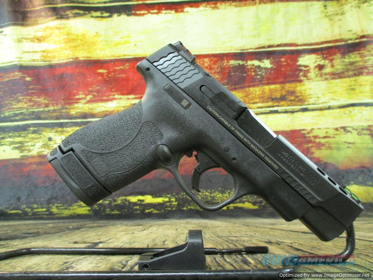 Smith & Wesson Performance Center ** Sight Included ** 9mm Shield 2.0 (11788)  Guns > Pistols > Smith & Wesson Pistols - Autos > Polymer Frame