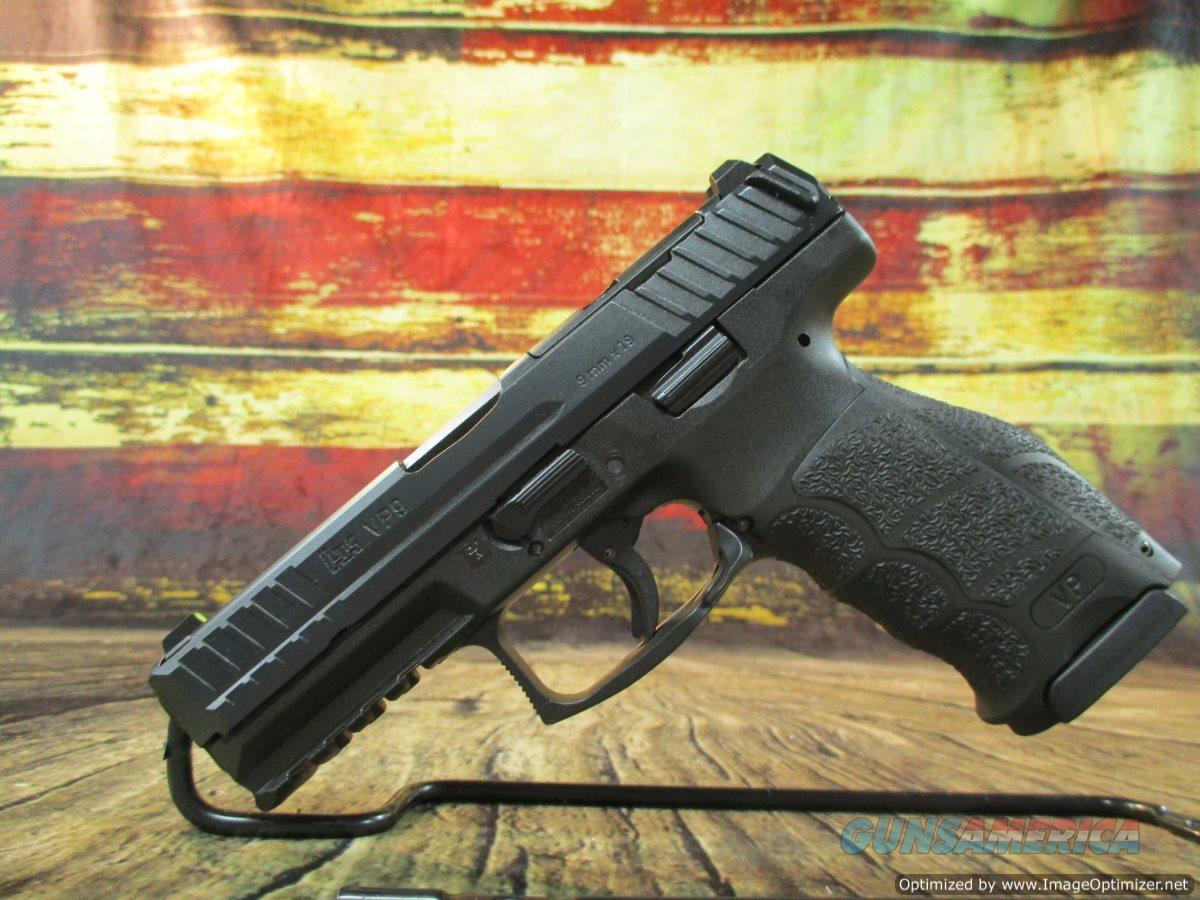 """Heckler & Koch HK VP9 Optics Ready 4.09"""" 17+1 NEW (81000483)  Guns > Pistols > Heckler & Koch Pistols > Polymer Frame"""