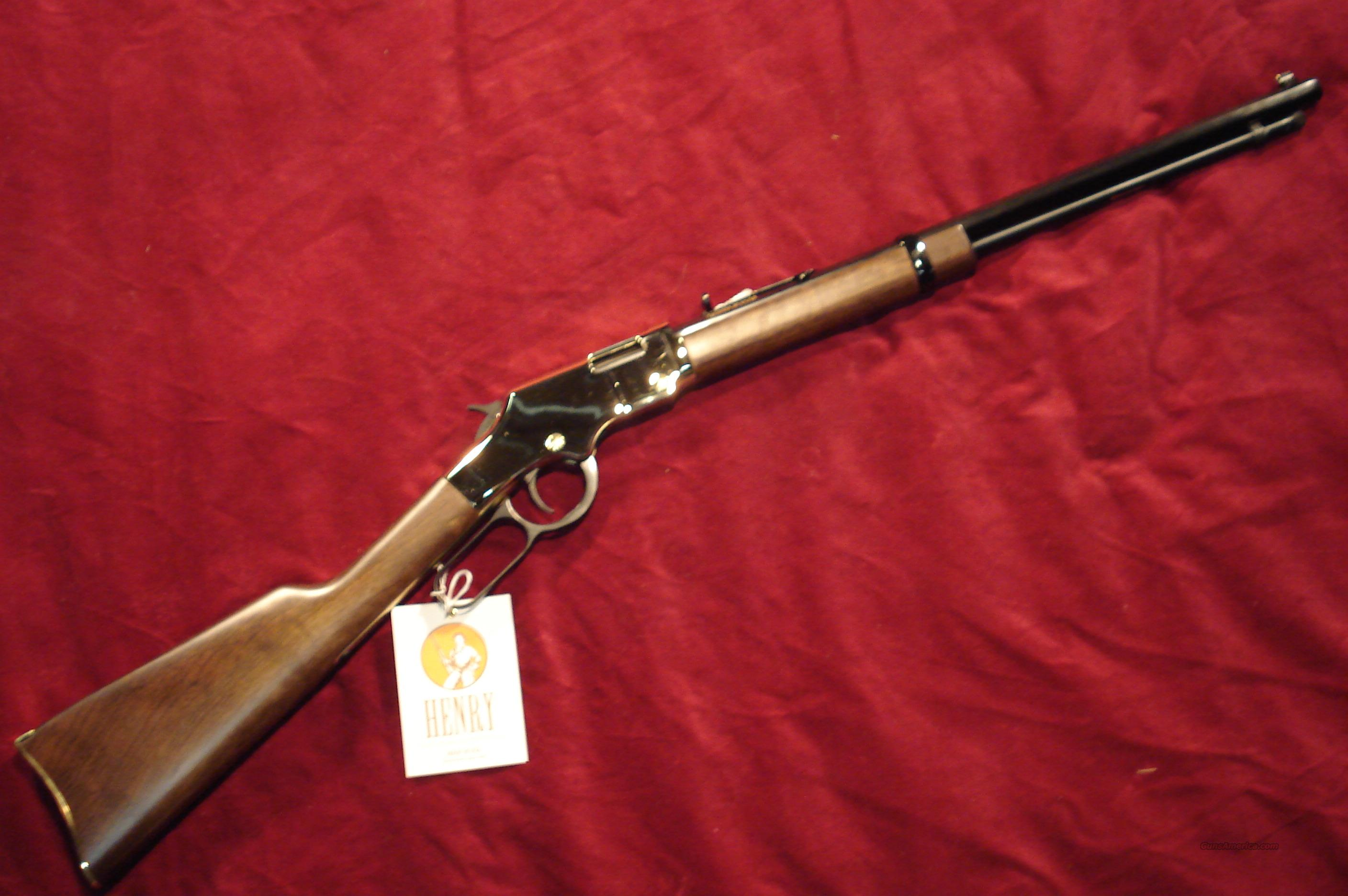 HENRY GOLDEN BOY 22CAL NEW  (H004)  Guns > Rifles > Henry Rifle Company