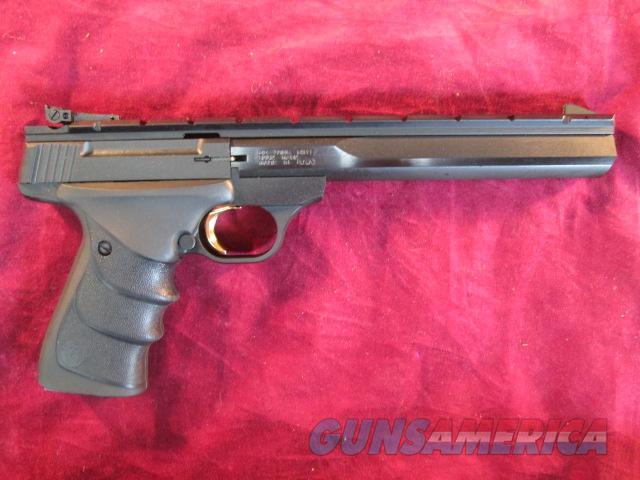 "BROWNING BUCKMARK CONTOUR URX PRO TARGET  7.25"" MATTE NEW  (051502490)   Guns > Pistols > Browning Pistols > Buckmark"