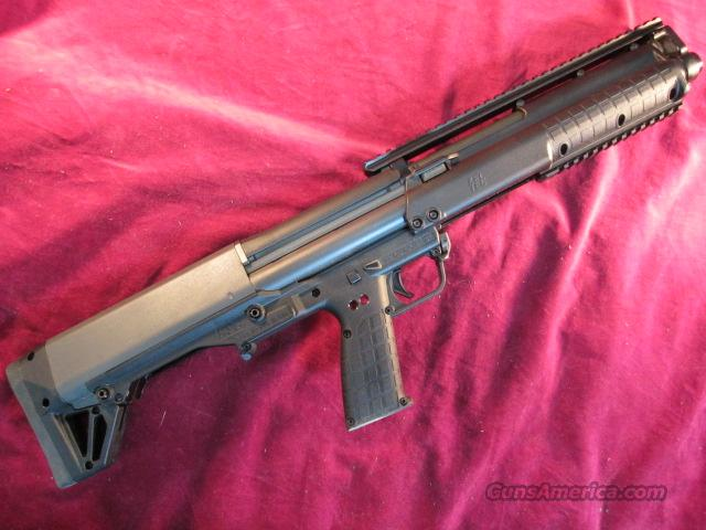 KEL-TEC KSG BLACK, 12GA NEW  (KSG)  Guns > Shotguns > Kel-Tec Shotguns > KSG
