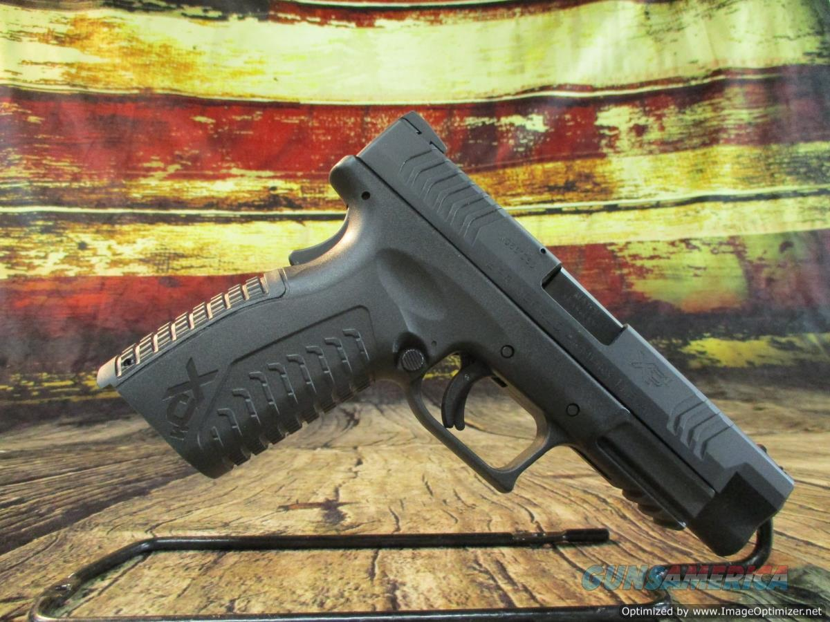 """Springfield Armory 45 ACP XDM 4.5"""" Excellent Used Cond. (66271)  Guns > Pistols > Springfield Armory Pistols > XD-M"""
