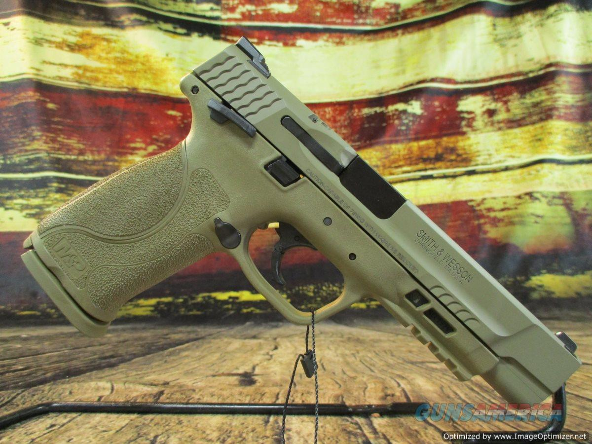"""Smith & Wesson 9MM M&P 2.0 5"""" FDE New (11537)  Guns > Pistols > Smith & Wesson Pistols - Autos > Polymer Frame"""