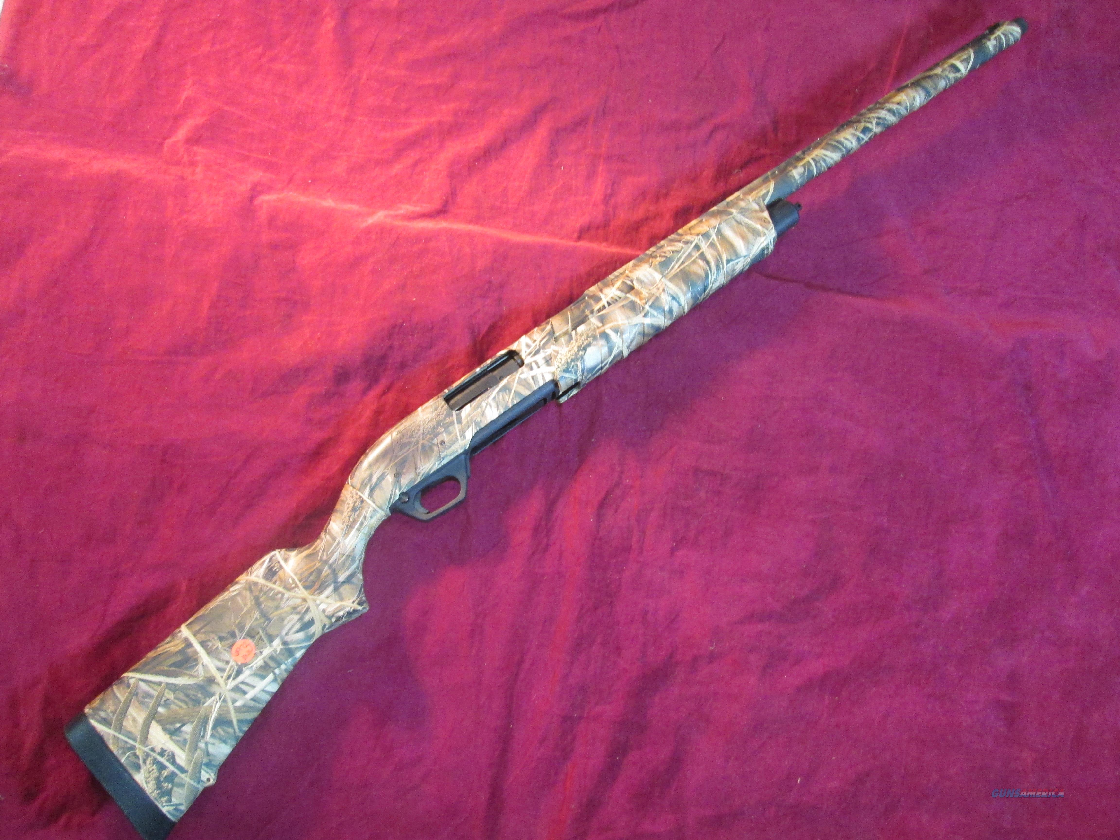 "REMINGTON 887 12GA 28"" MAX 4 CAMO USED  Guns > Shotguns > Remington Shotguns  > Pump > Hunting"