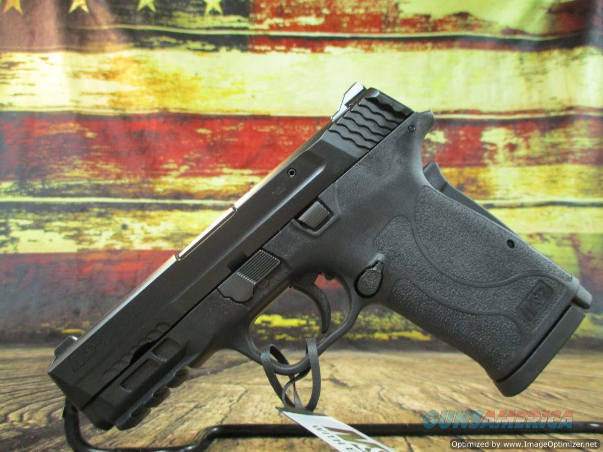 """Smith & Wesson M&P 2.0 Shield EZ Shield 9MM No Manual Safety 3.68"""" (12437)  Guns > Pistols > Smith & Wesson Pistols - Autos > Polymer Frame"""