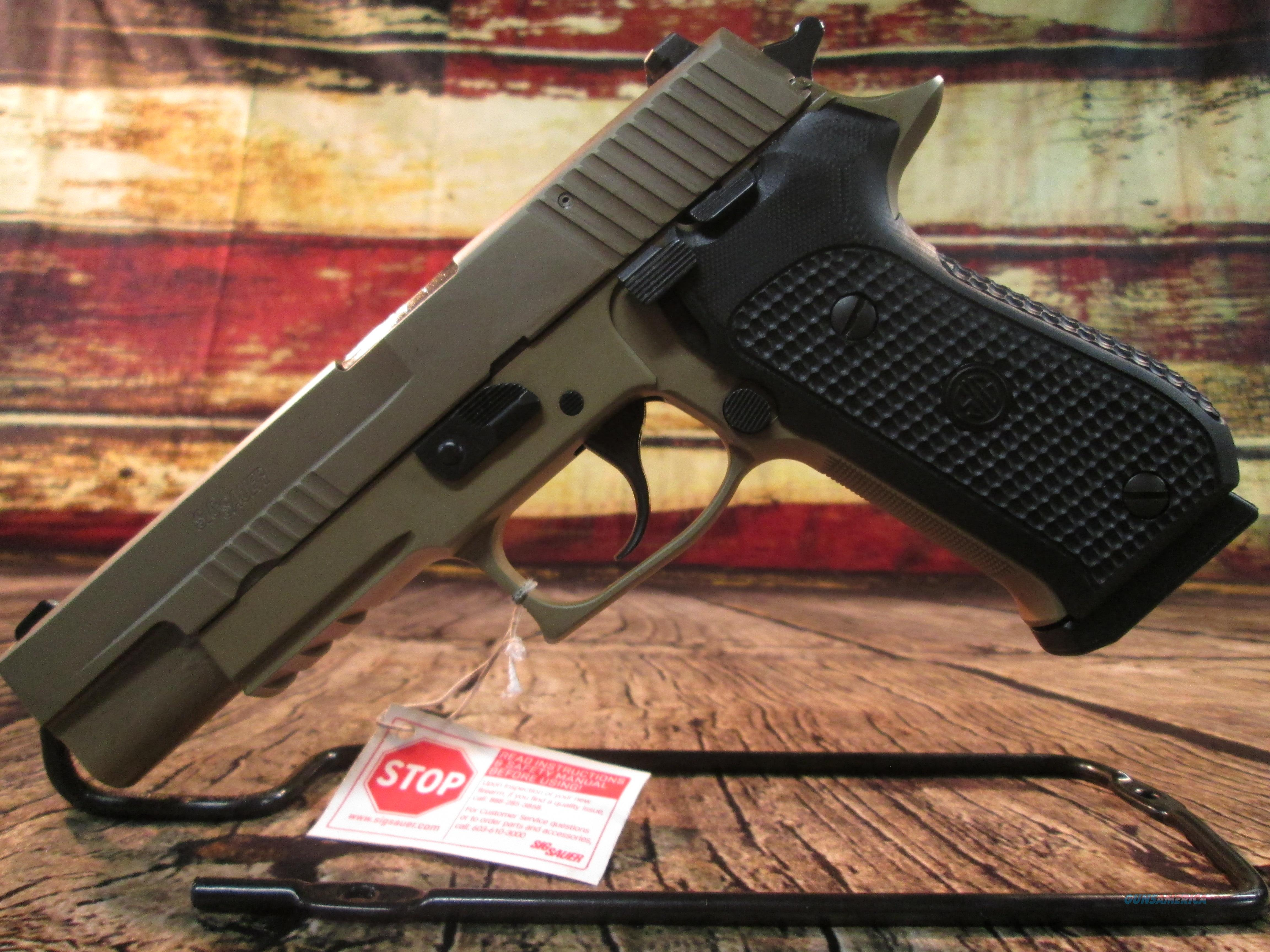 SIG SAUER P220 ELITE EMPEROR SCORPION 10MM NEW (220R5-10-ESCPN)  {{ FACTORY MAIL IN REBATE OFFER }}  Guns > Pistols > Sig - Sauer/Sigarms Pistols > 1911