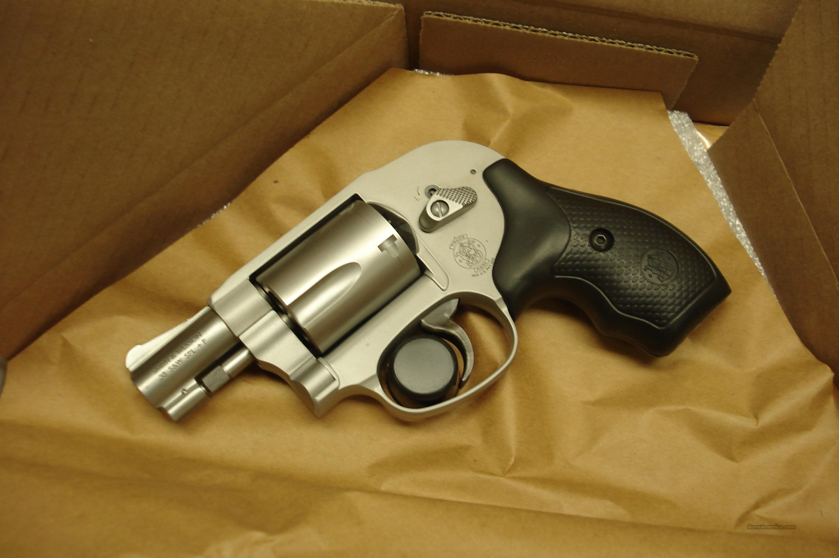SMITH AND WESSON 638 AIRWEIGHT 38SPL. NEW   (163070)    Guns > Pistols > Smith & Wesson Revolvers > Pocket Pistols