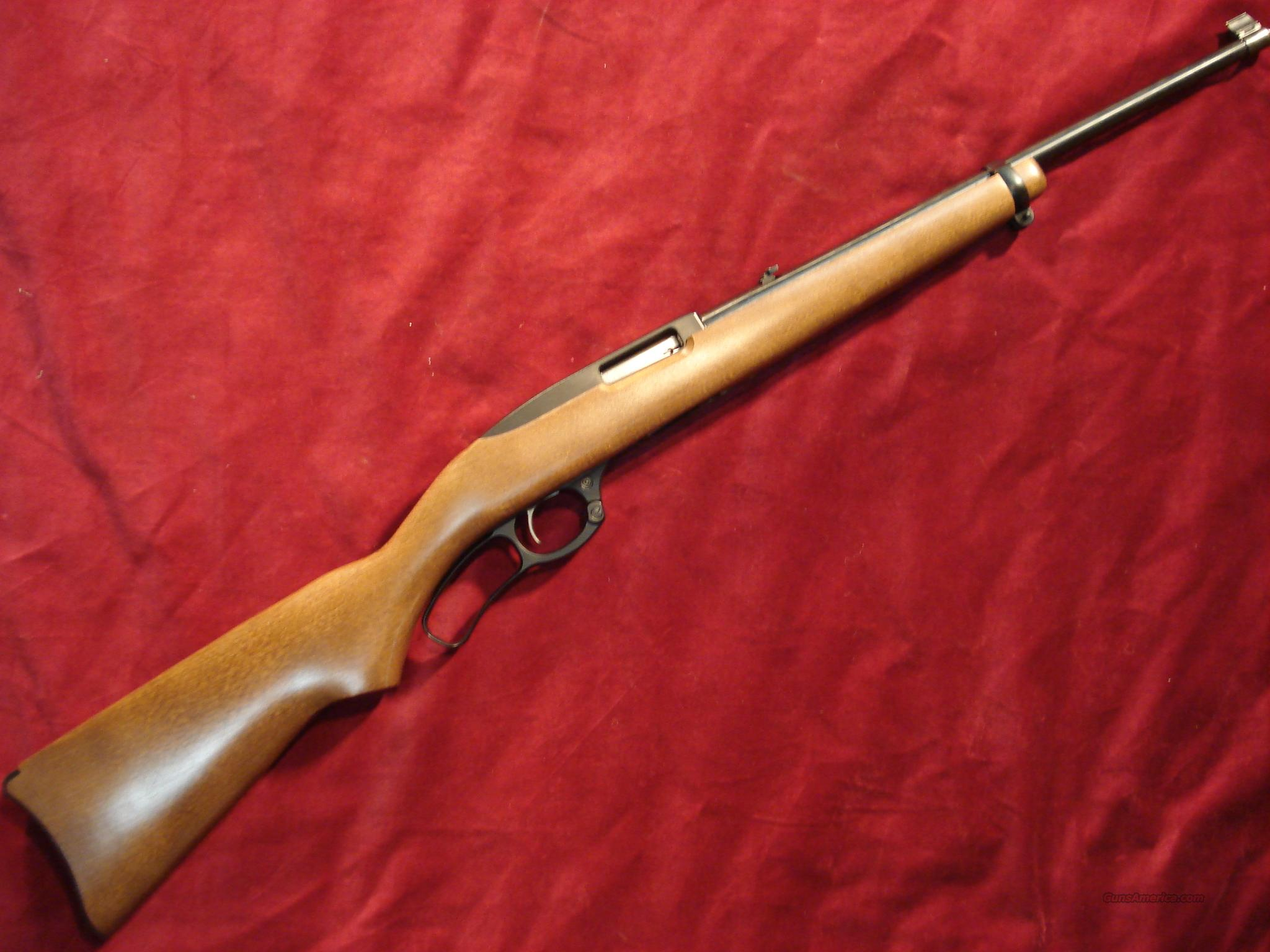RUGER 96/17 17HMR LEVER NEW  Guns > Rifles > Ruger Rifles > Lever Action