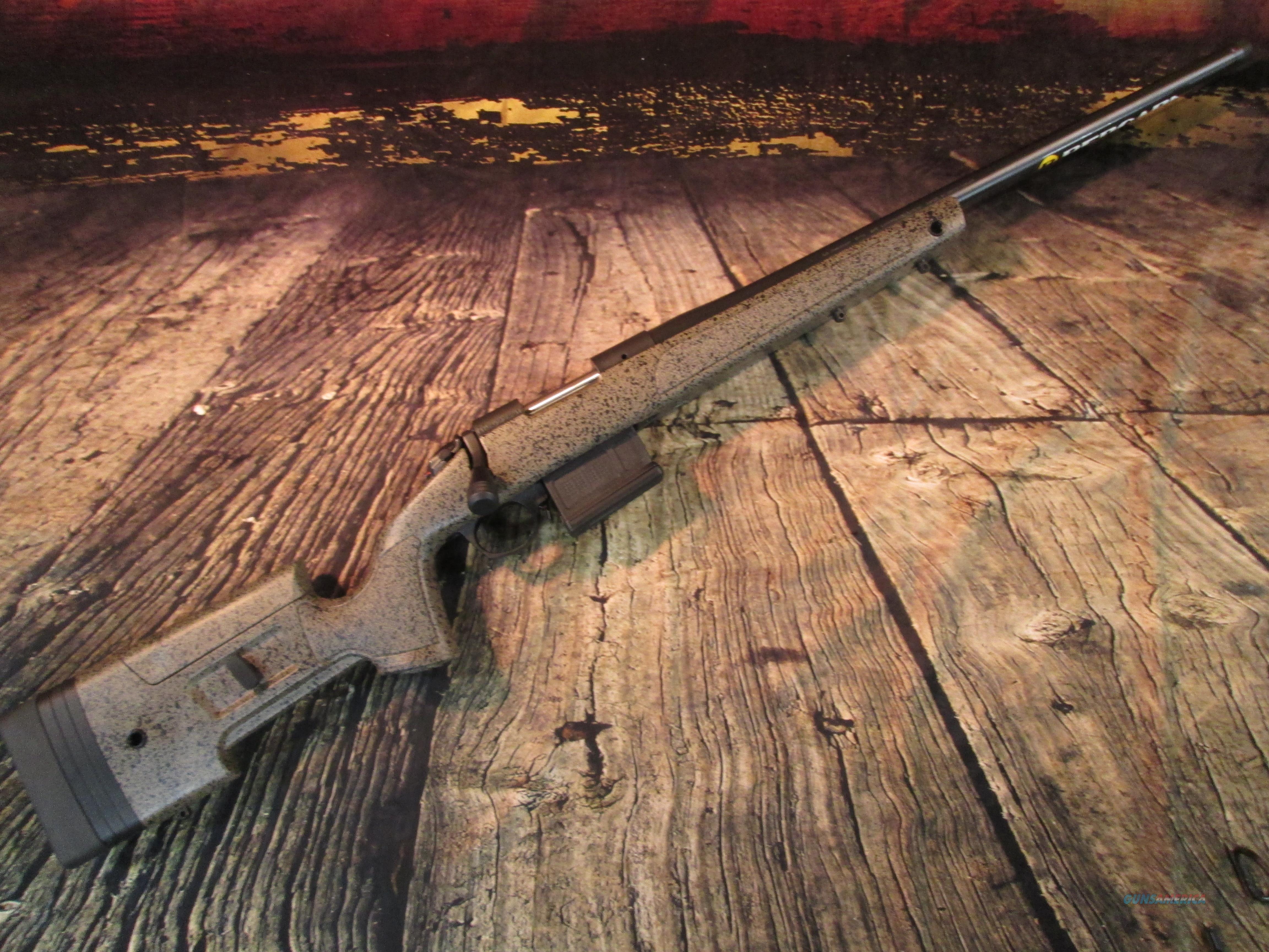 BERGARA B-14 HUNTING & MATCH RIFLE HMR 6.5 CREED (B14S352)  Guns > Rifles > Bergara Rifles
