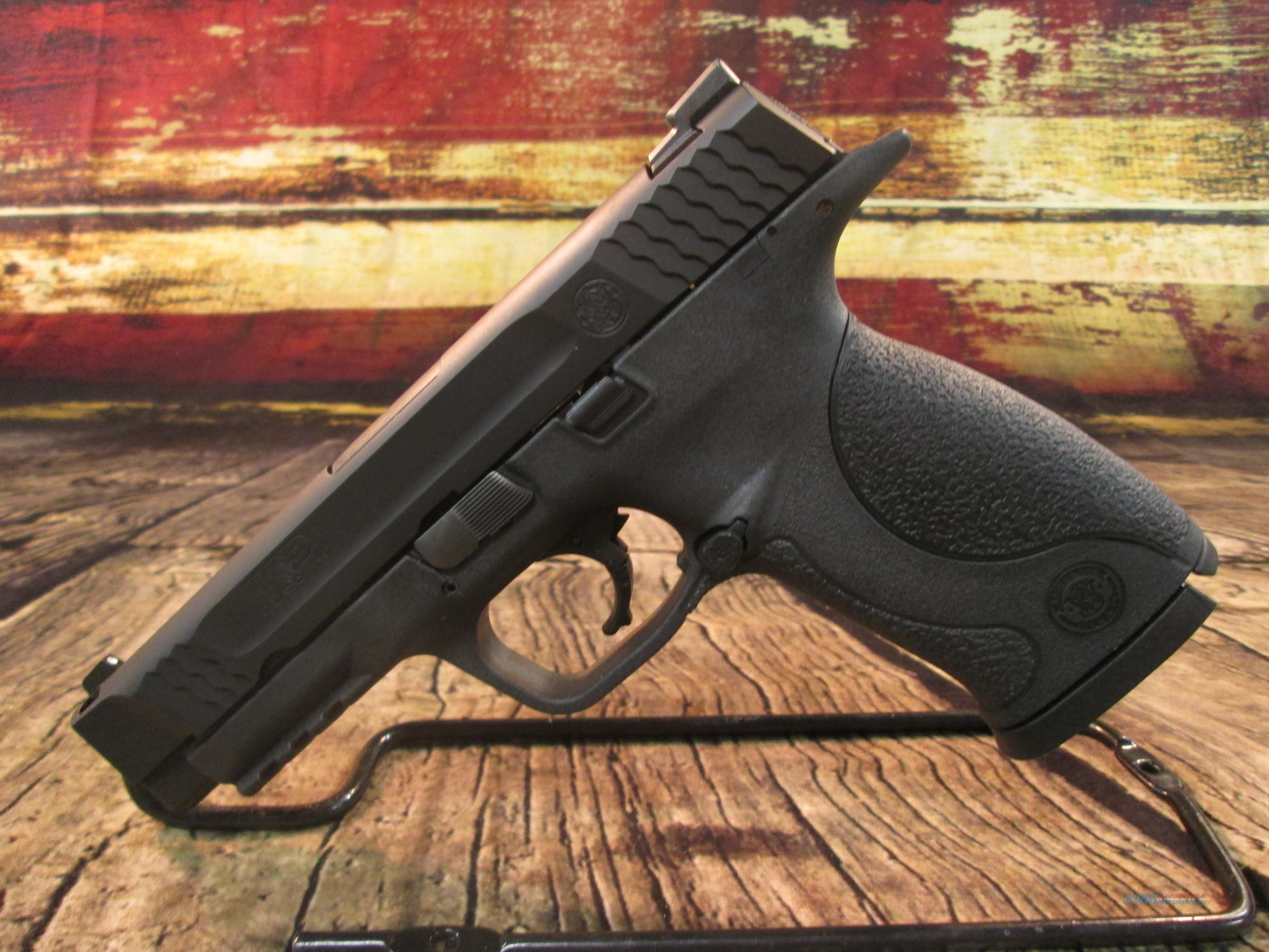 """Smith & Wesson M&P 45 Used Excellent Condition 4.5"""" .45 ACP (64832)  Guns > Pistols > Smith & Wesson Pistols - Autos > Polymer Frame"""