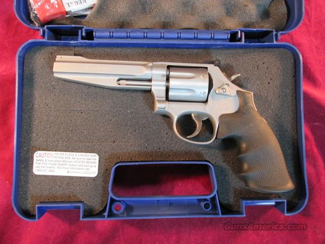 "SMITH AND WESSON MODEL 686 PRO SERIES 357MAG STAINLESS 5"" NEW  (178038)   Guns > Pistols > Smith & Wesson Revolvers > Performance Center"