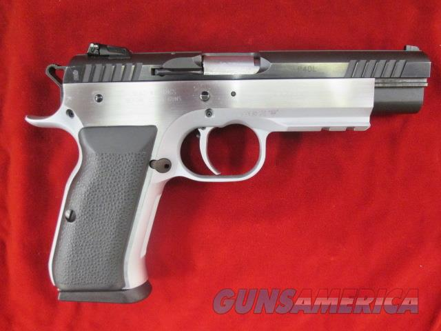 EAA TANFOGLIO WITNESS MATCH 40S&W USED   Guns > Pistols > EAA Pistols > Other