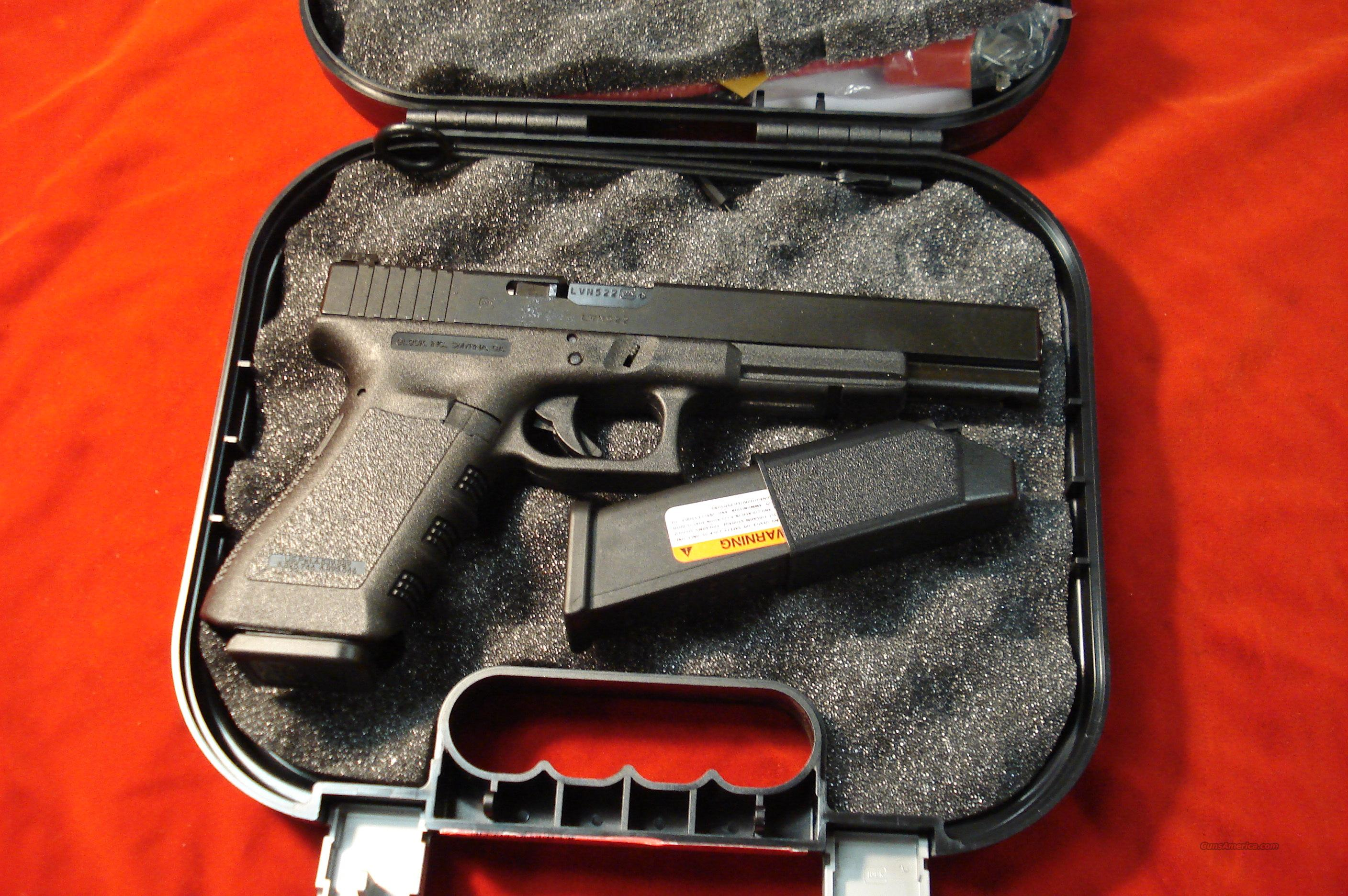 GLOCK MODEL 17L (LONG SLIDE) NEW  Guns > Pistols > Glock Pistols > 17
