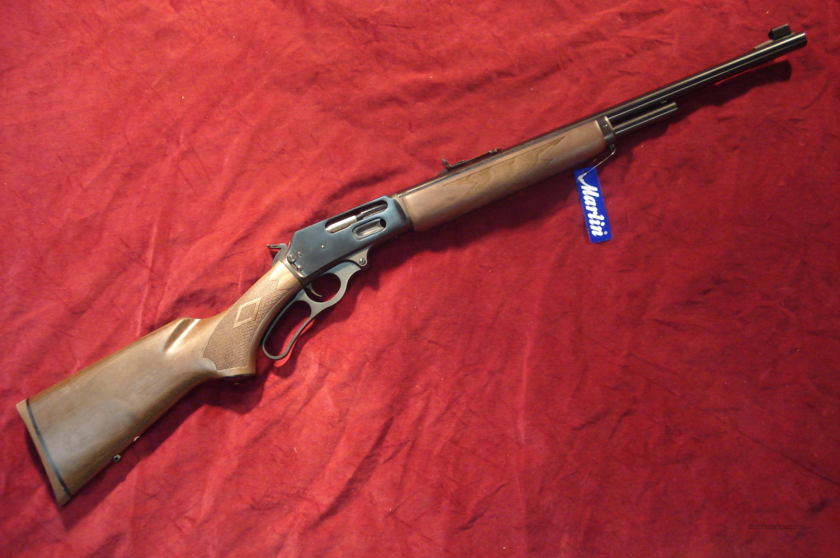 MARLIN 1895 45/70GOV'T NEW  (70460)    Guns > Rifles > Marlin Rifles > Modern > Lever Action