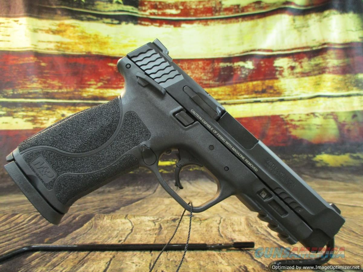 """Smith & Wesson 45 ACP M&P 2.0 With Safety 4.6"""" New (11526)  Guns > Pistols > Smith & Wesson Pistols - Autos > Polymer Frame"""