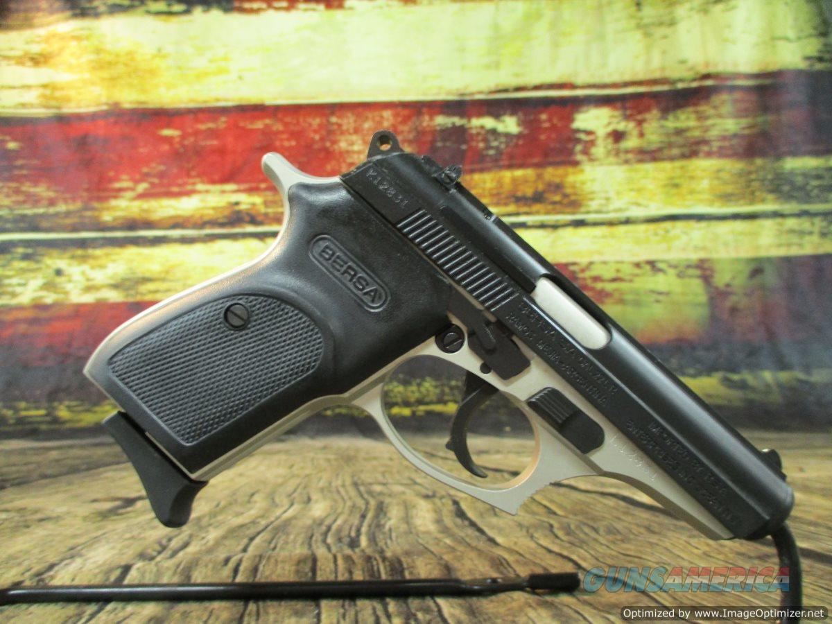 """Bersa Thunder 22 DuoTone 10+1 3.5"""" 22lr DA/SA Alloy Frame (T22DT)  Guns > Pistols > Bersa Pistols"""