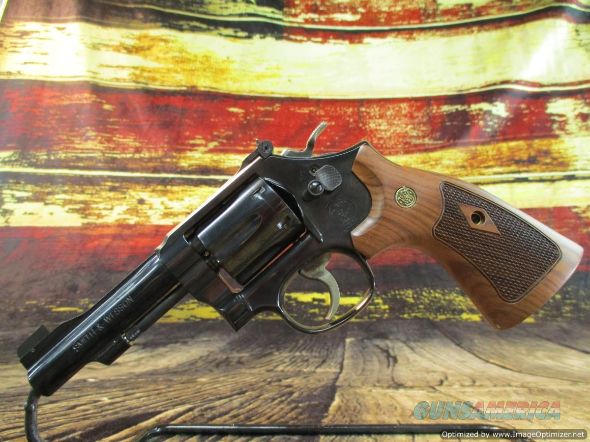 "Smith & Wesson Model 48 Classic 22 Mag 4"" (150717)  Guns > Pistols > Smith & Wesson Revolvers > Med. Frame ( K/L )"