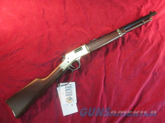 HENRY BIG BOY 357 MAG CARBINE NEW  (H006MR)   Guns > Rifles > Henry Rifle Company