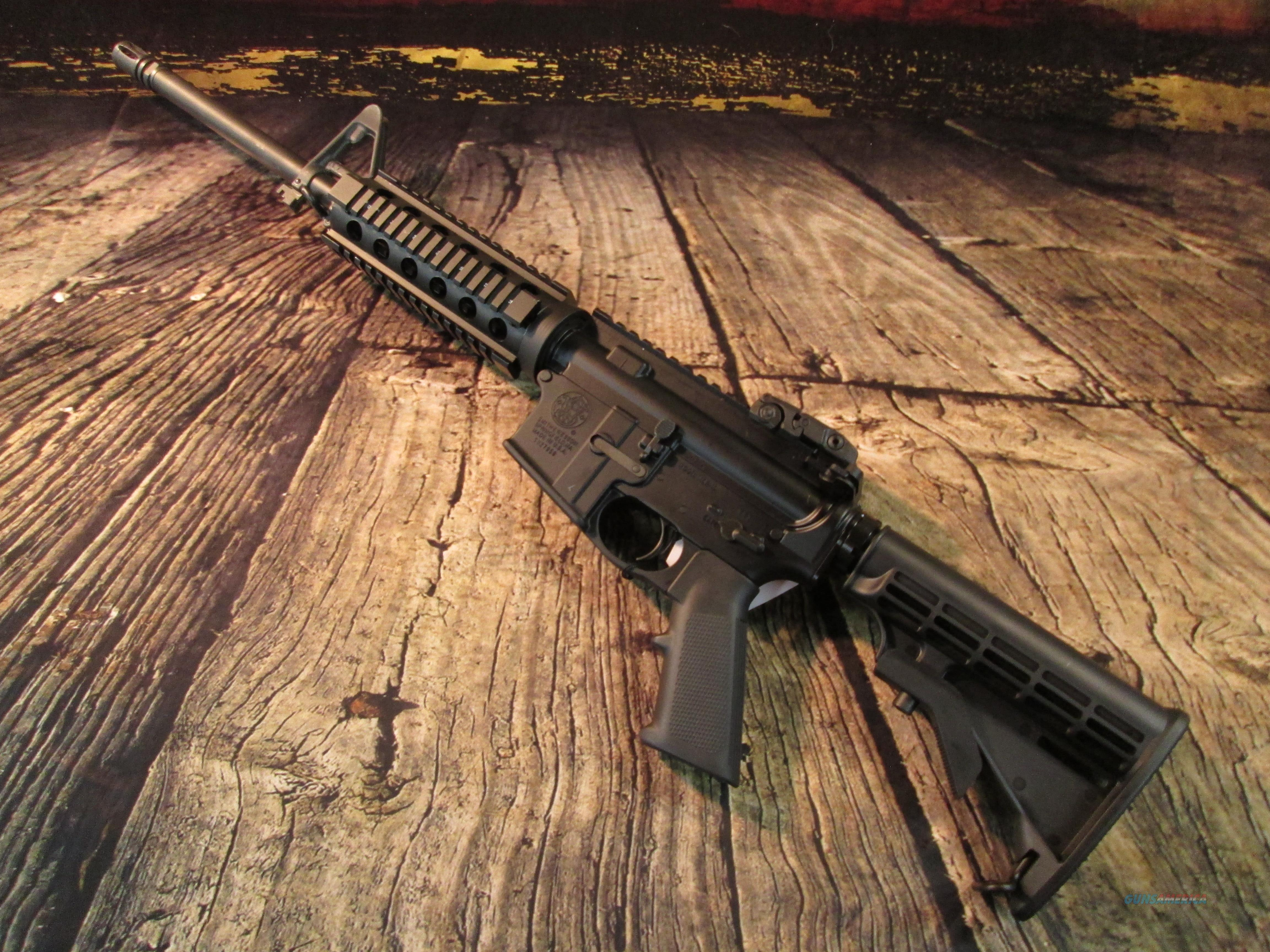 SMITH & WESSON M&P15 SPORT 5.56/223 CAL (62310)  Guns > Rifles > Smith & Wesson Rifles > M&P