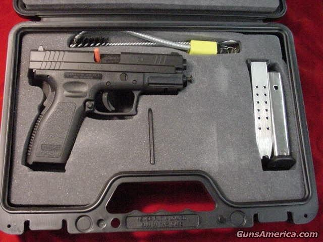SPRINGFIELD ARMORY XD 9 HIGH CAP PACKAGE NEW  Guns > Pistols > Springfield Armory Pistols > XD (eXtreme Duty)