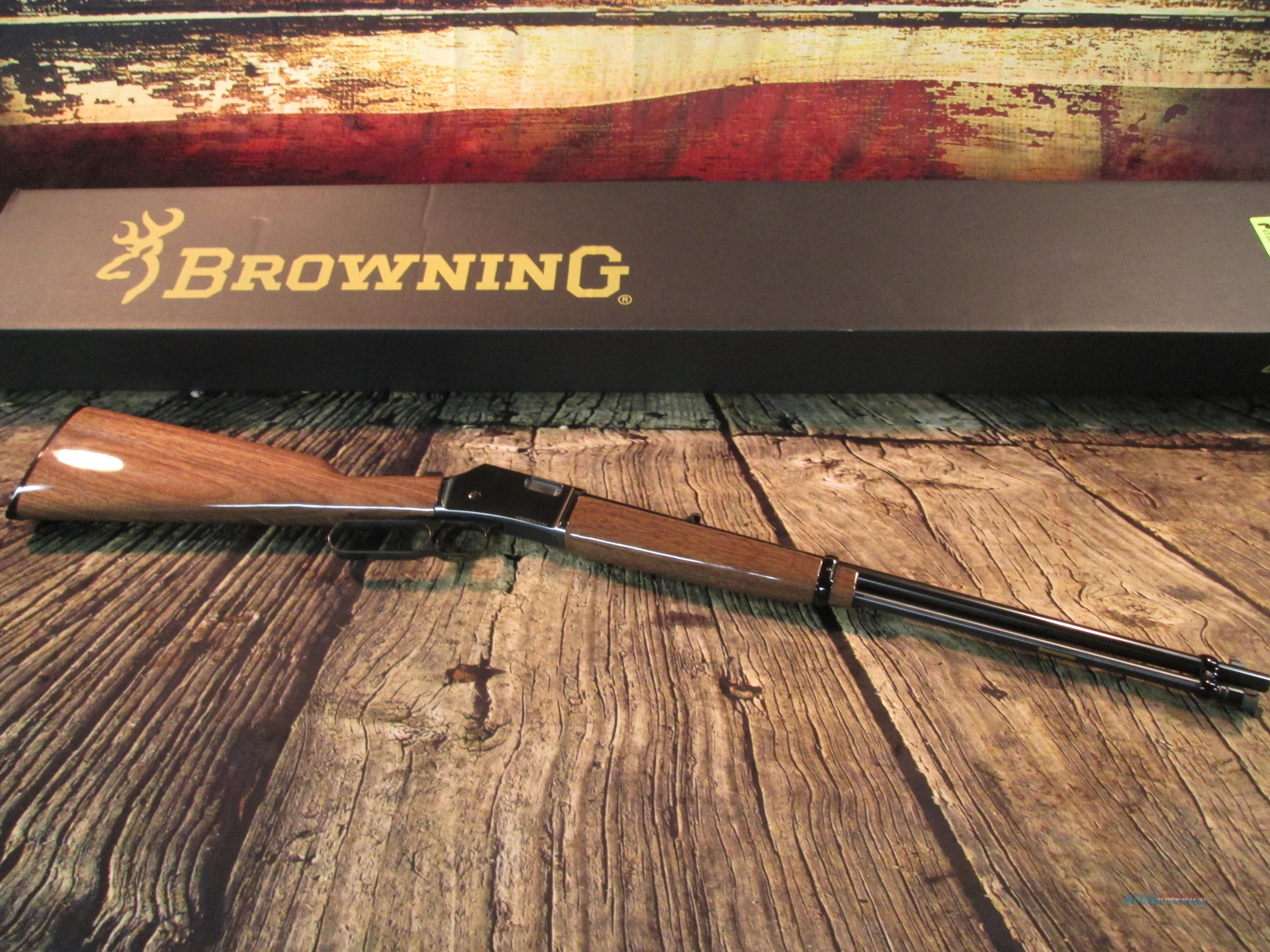 BROWNING BL-22 GRADE 1 USED (62805)  Guns > Rifles > Browning Rifles > Lever Action