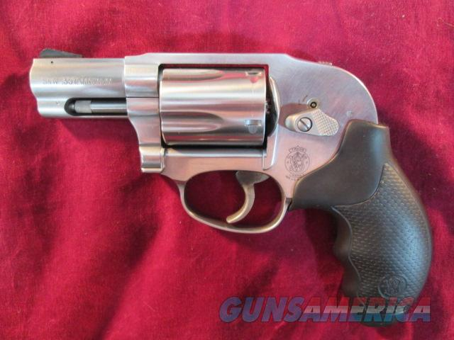 SMITH AND WESSON MODEL 649 STAINLESS .357 MAG W/ SHROUDED HAMMER NEW    (163210)   Guns > Pistols > Smith & Wesson Revolvers > Pocket Pistols