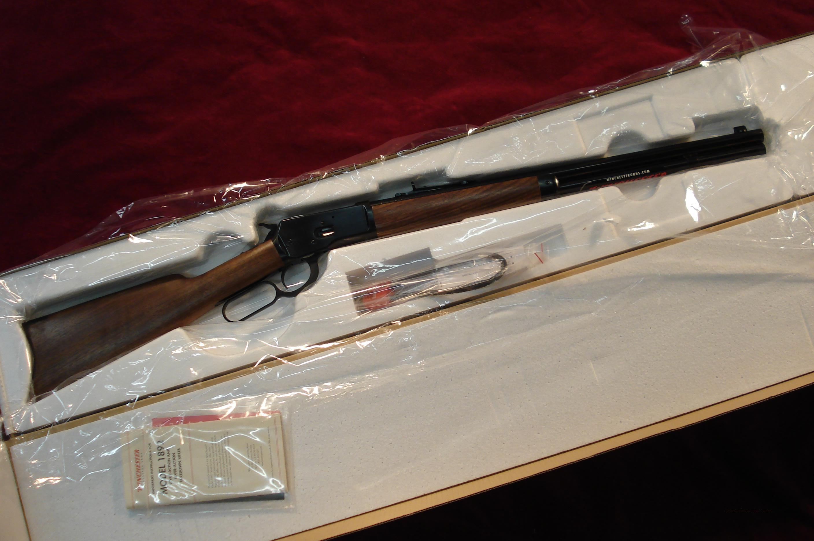 WINCHESTER 1892 SHORT RIFLE 44MAG NEW  (534162124)   Guns > Rifles > Winchester Rifles - Modern Lever > Other Lever > Post-64