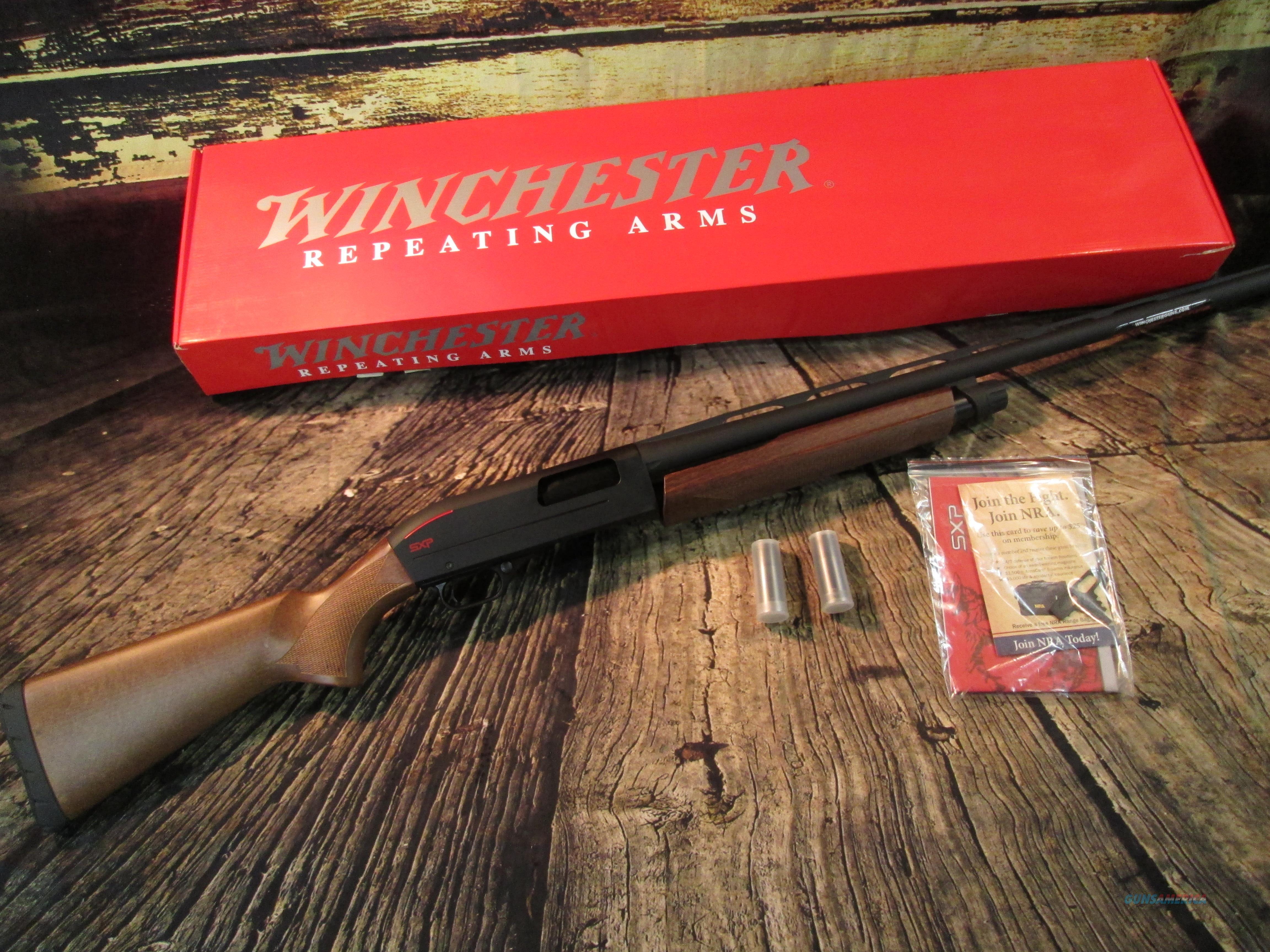 """WINCHESTER - SUPER X  PUMP FIELD - 12 GAUGE - 28"""" - NEW - (512266392)    Guns > Shotguns > Winchester Shotguns - Modern > Pump Action > Hunting"""