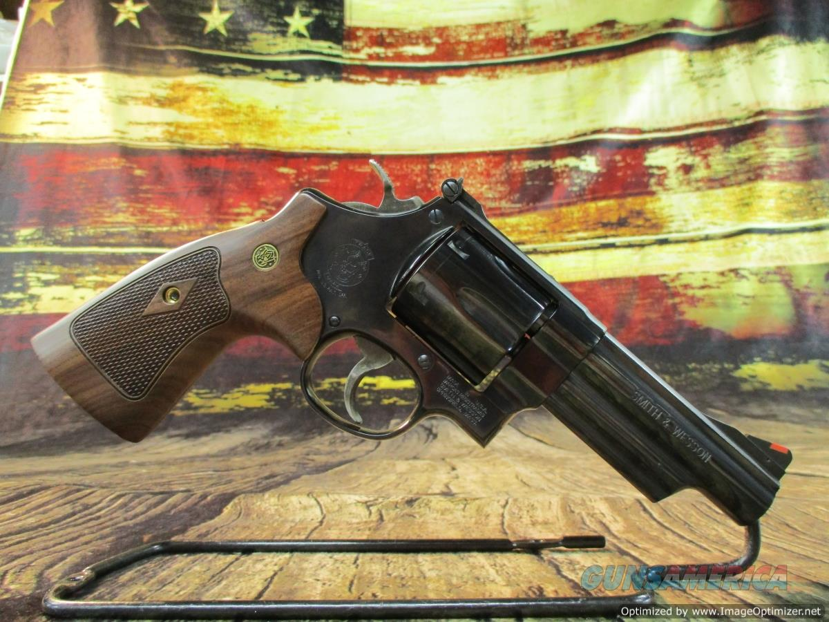 """Smith & Wesson 44 Mag Model 29 Classic 4"""" New (150254)  Guns > Pistols > Smith & Wesson Revolvers > Med. Frame ( K/L )"""