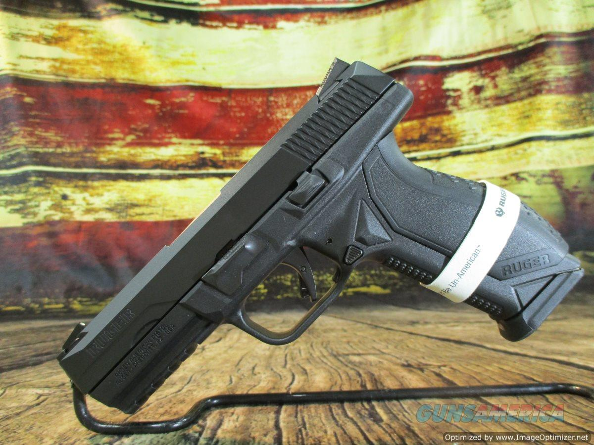 "Ruger 9MM American 4.2"" Black New *Model Closeout Price* (08605)  Guns > Pistols > Ruger Semi-Auto Pistols > American Pistol"