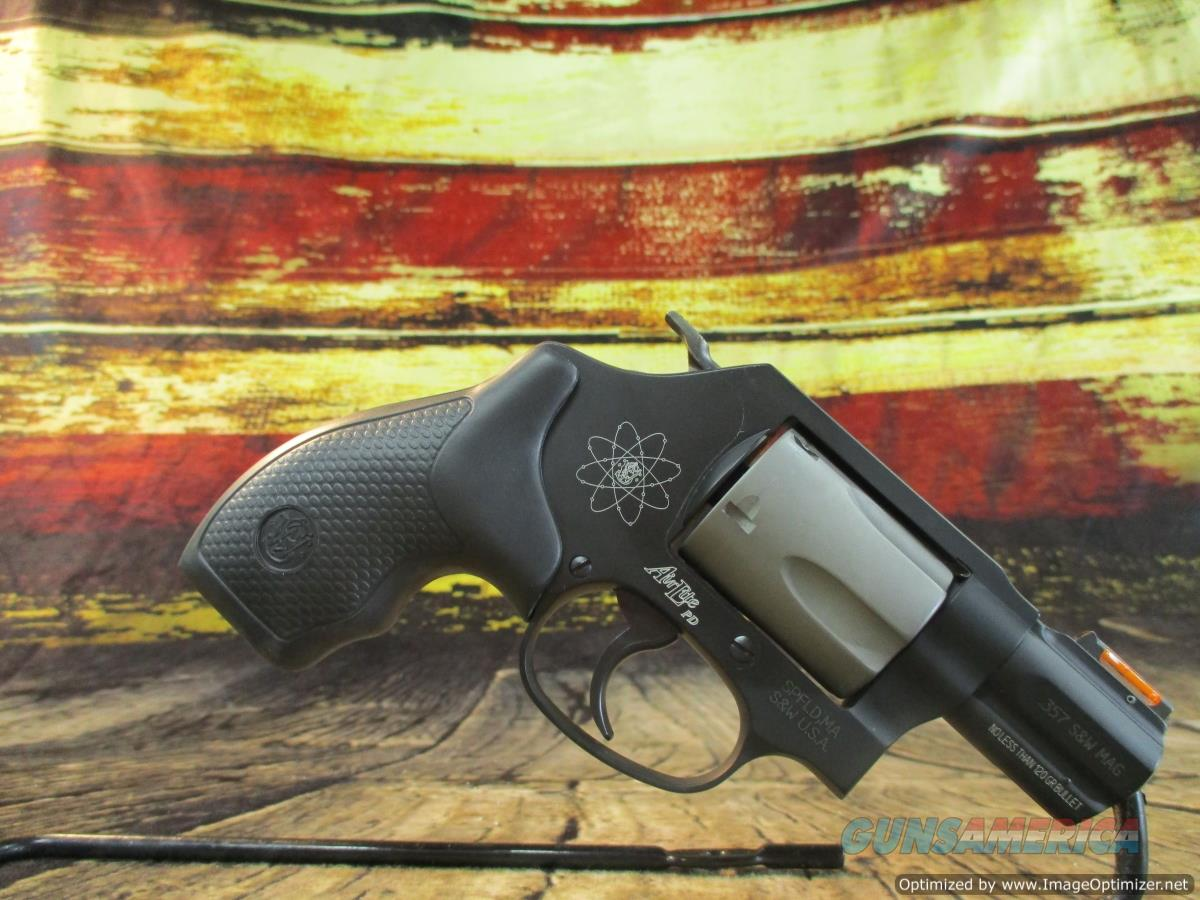 Smith & Wesson 357 Mag Model 360 PD New (163064)  Guns > Pistols > Smith & Wesson Revolvers > Small Frame ( J )
