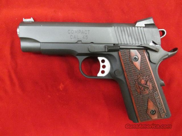 SPRINGFIELD ARMORY LIGHTWEIGHT COMPACT RANGE OFFICER 45ACP NEW  (PI9126LP)   Guns > Pistols > Springfield Armory Pistols > 1911 Type