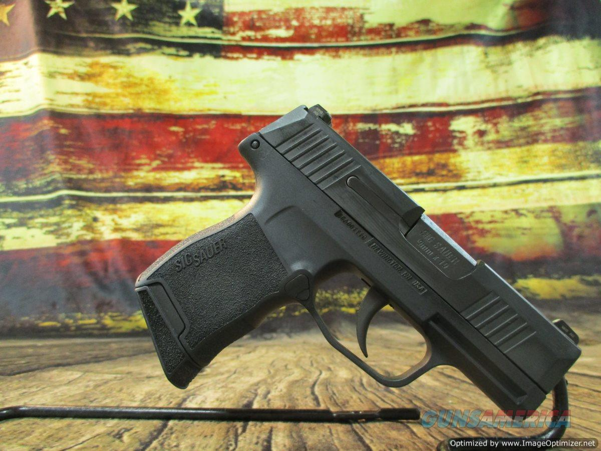 Sig Sauer P365 Micro Compact 9mm Used (66943)  Guns > Pistols > Sig - Sauer/Sigarms Pistols > P365