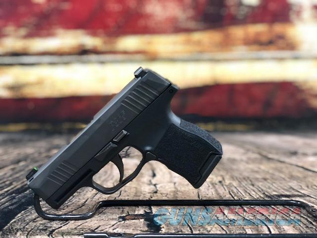 Sig Sauer P365 Micro Compact 9mm 10+1 NEW (365-9-BXR3)  Guns > Pistols > Sig - Sauer/Sigarms Pistols > P365