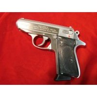 WALTHER PPK/S 380 CAL. STAINLESS NEW  {{ SALE PRICE }}  Guns > Pistols > Walther Pistols > Post WWII > PP Series