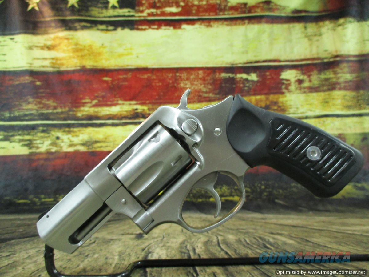 """Ruger SP101 Stainless 357 Mag - as new condition 2.25"""" (67303)  Guns > Pistols > Ruger Double Action Revolver > SP101 Type"""