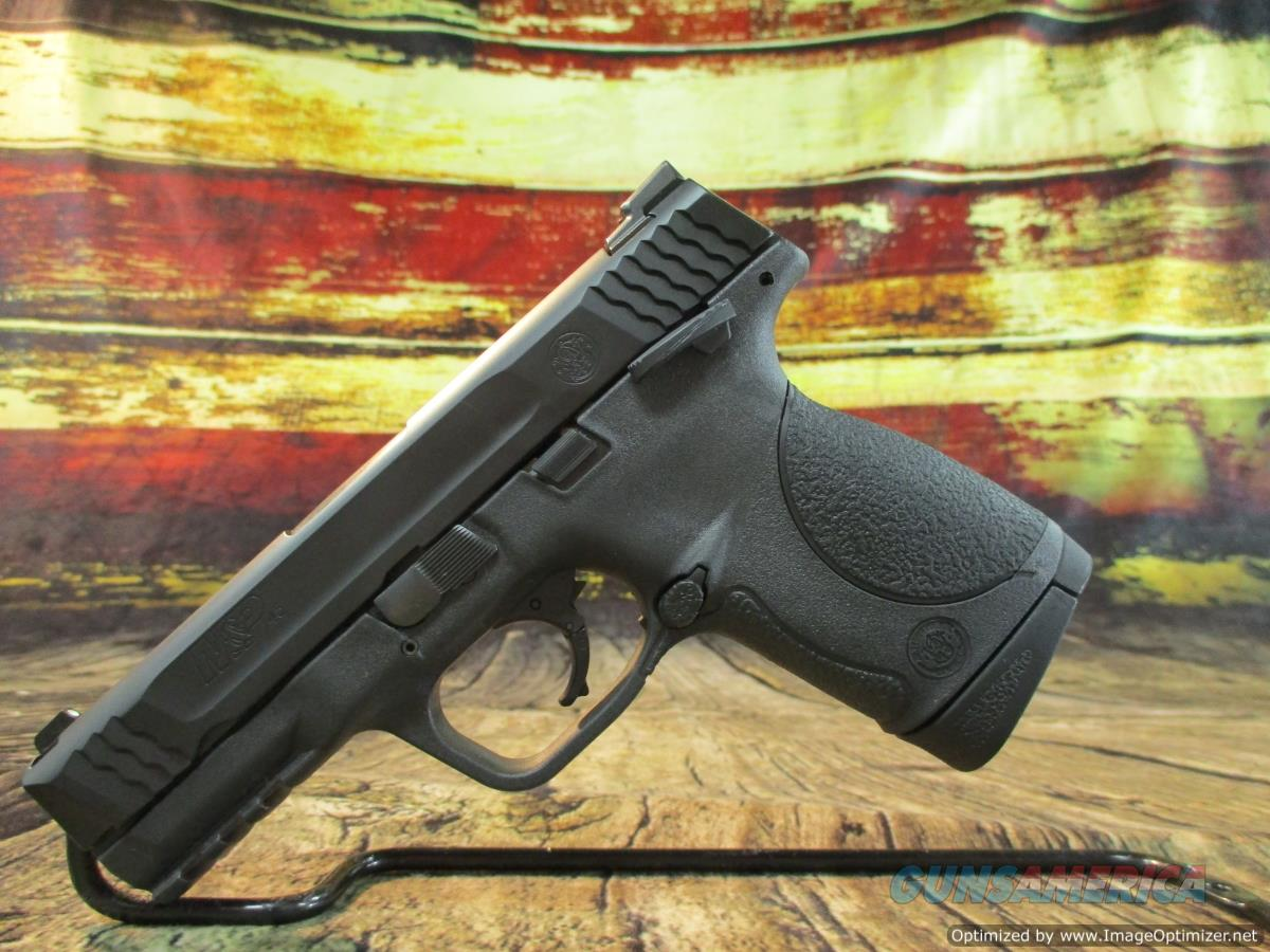 "Smith & Wesson 45 ACP Compact M&P 4"" New **Closeout Price** (109108)  Guns > Pistols > Smith & Wesson Pistols - Autos > Polymer Frame"