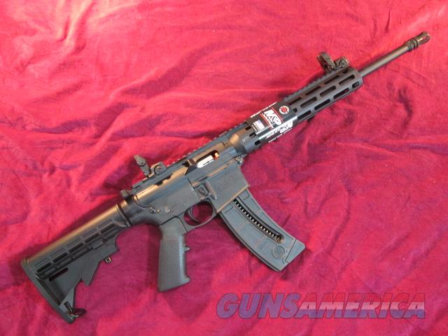 SMITH AND WESSON M&P 22 SPORT 22LR NEW  (10208)  Guns > Rifles > Smith & Wesson Rifles > M&P