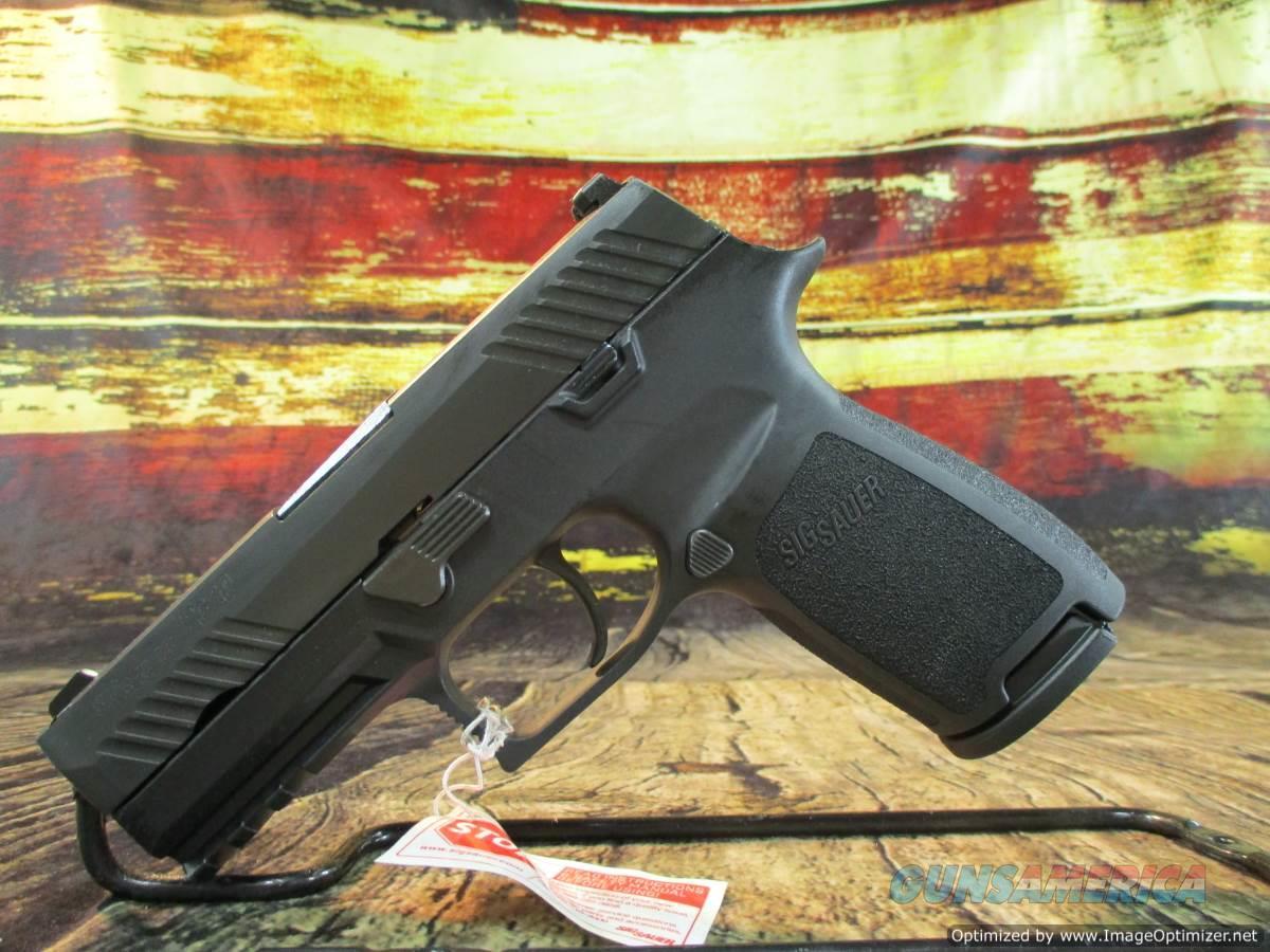"Sig Sauer 9MM P320CA Carry 3.9"" New (320CA-9-B)  Guns > Pistols > Sig - Sauer/Sigarms Pistols > P320"