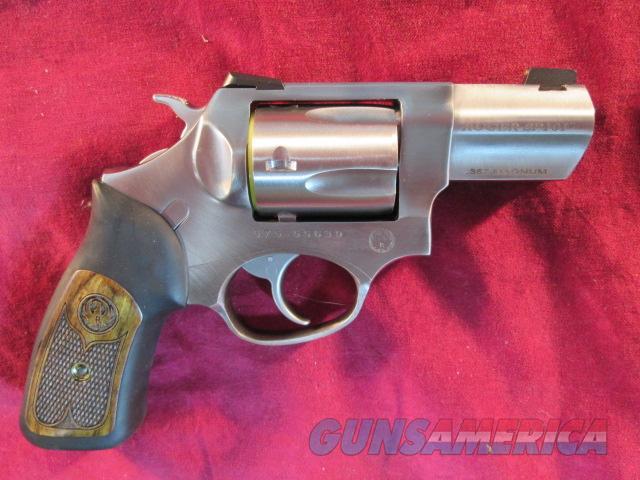 Ruger sp 101 357 mag wiley clapp series w novak sights new guns