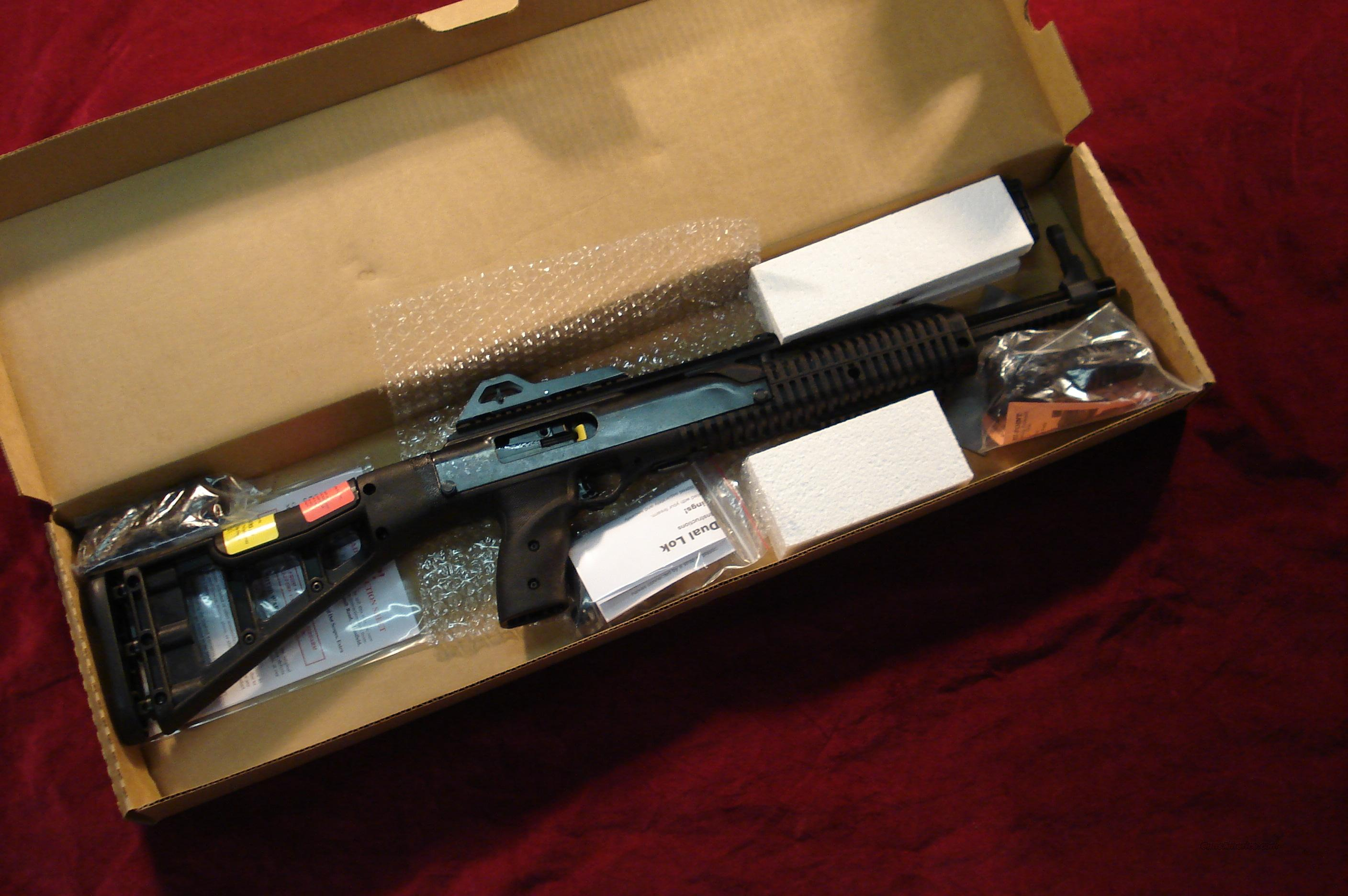 HI POINT 4595 TACTICAL 45ACP CARBINE WITH FORWARD GRIP NEW  (MKS4595TS FG)   Guns > Rifles > Hi Point Rifles