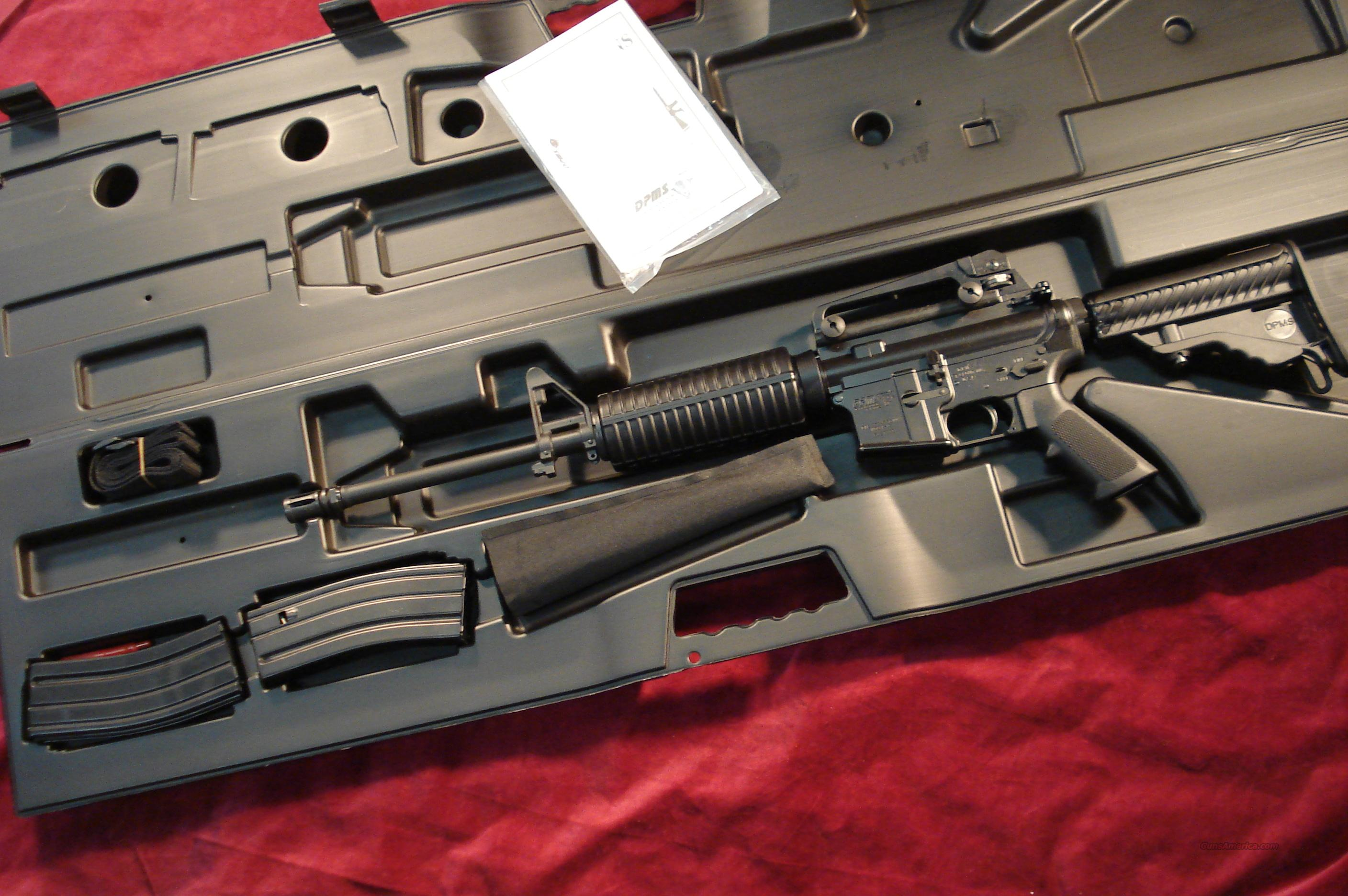 DPMS PANTHER AR15 A3 CARBINE LNIB  Guns > Rifles > DPMS - Panther Arms > Complete Rifle