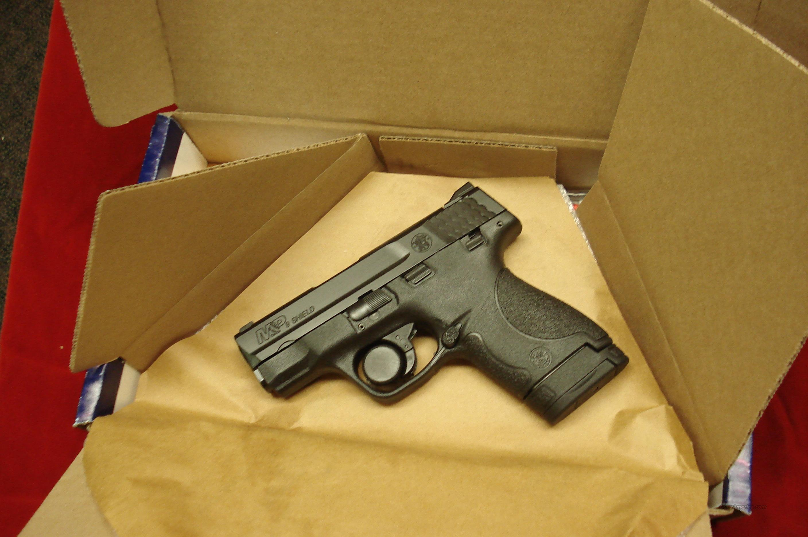 SMITH AND WESSON M&P SHIELD 9MM  NEW   Guns > Pistols > Smith & Wesson Pistols - Autos > Polymer Frame