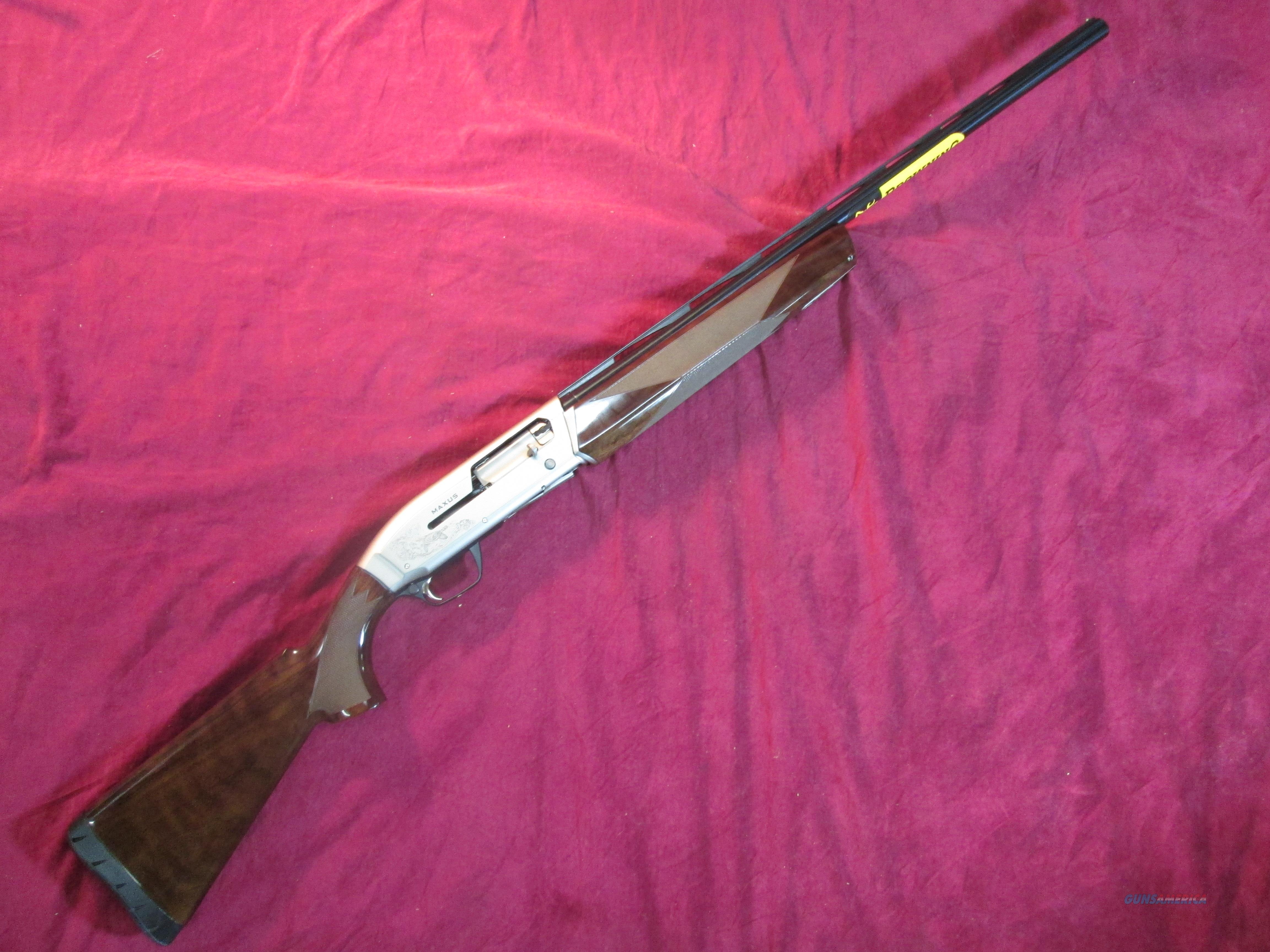 "BROWNING MAXUS HUNTER 12GA 3"" CHAMBER NEW (011608304)  Guns > Shotguns > Browning Shotguns > Autoloaders > Hunting"