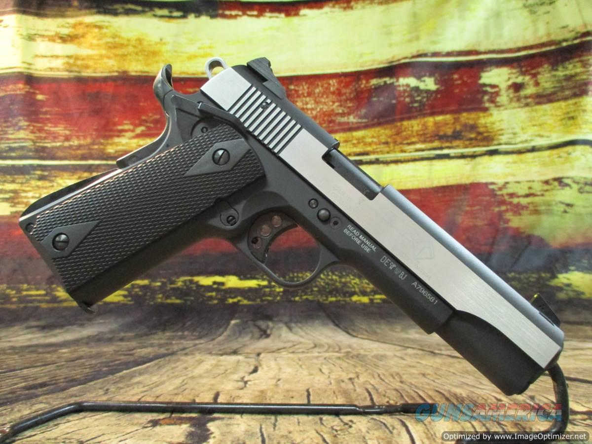 """GSG 1911-22 Stainless 22 LR 5"""" New (2210M1911S)  Guns > Pistols > 1911 Pistol Copies (non-Colt)"""