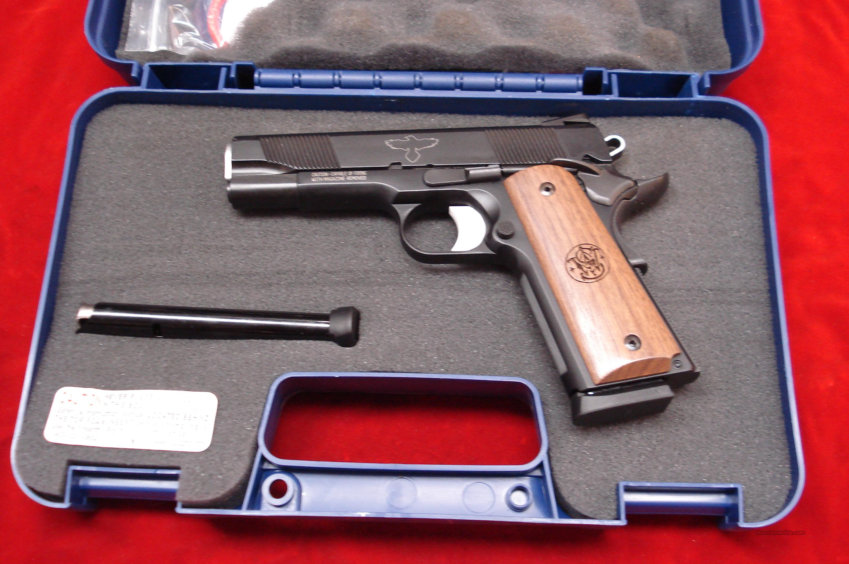 SMITH AND WESSON SW1911PD  GUNSIGHT® EDITION PISTOL SCANDIUM  NEW   Guns > Pistols > Smith & Wesson Pistols - Autos > Alloy Frame