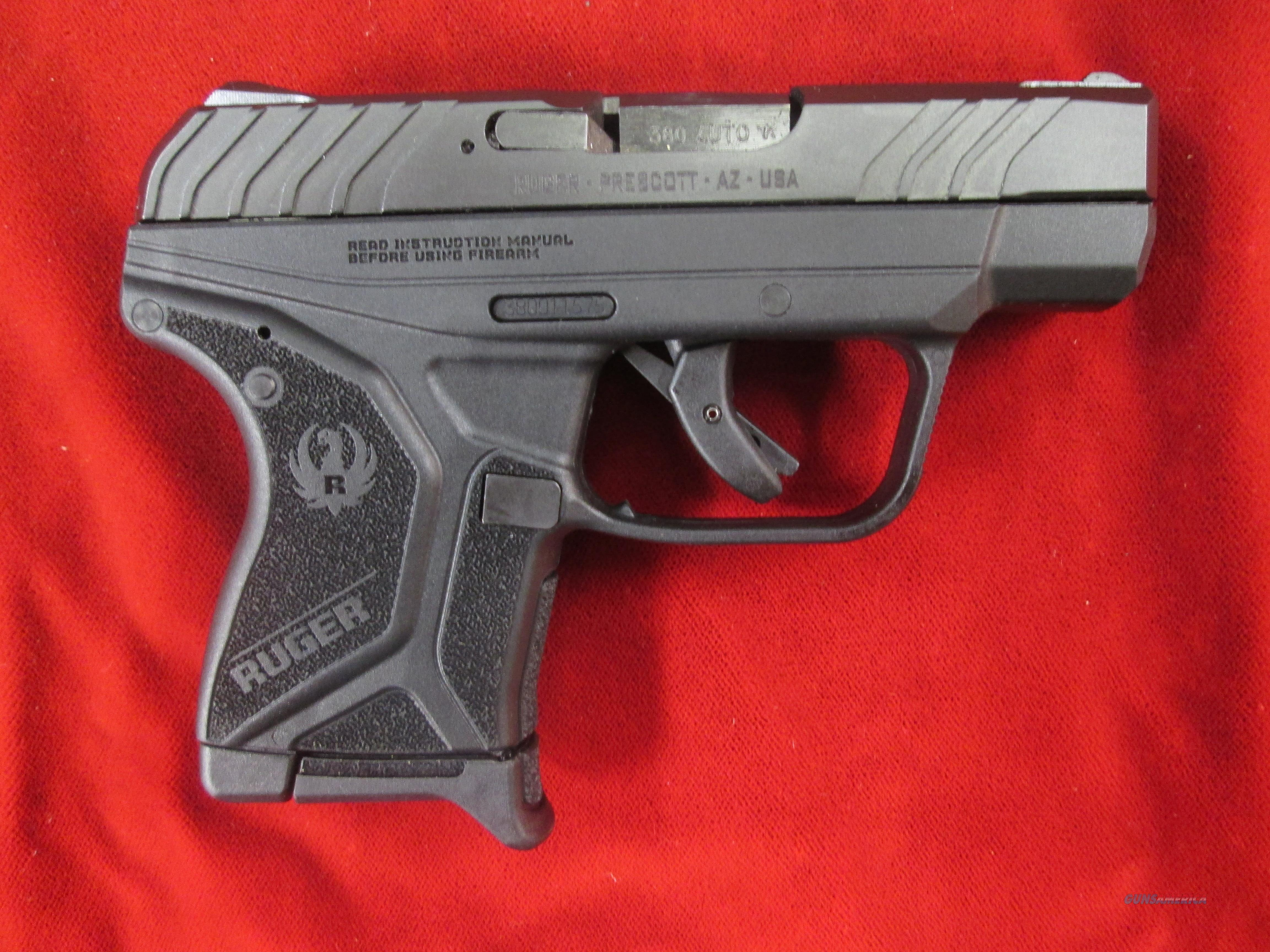 RUGER LCP II 380 CAL NEW (3750)  Guns > Pistols > Ruger Semi-Auto Pistols > LCP