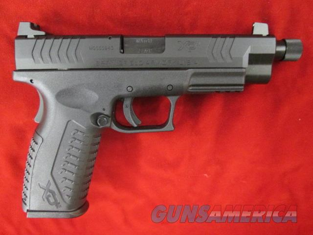 """Springfield Armory XDM Essential Package 45 ACP 4.5"""" Threaded (XDMT94545BHCE)    Guns > Pistols > Springfield Armory Pistols > XD-M"""